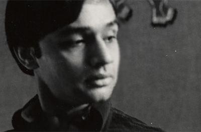 Agha Shahid Ali. (1949-2001)