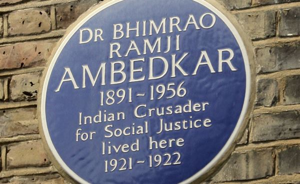 The recently activated Section 9(5)(a) of the Equality Act 2010 prohibits caste discrimination in the UK, where B R Ambedkar, an icon of the anti-caste struggle, spent formative years as a student at the London School of Economics between 1916 and 1923. Photo: flickr / liits