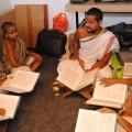 The sanitising power of spoken Sanskrit