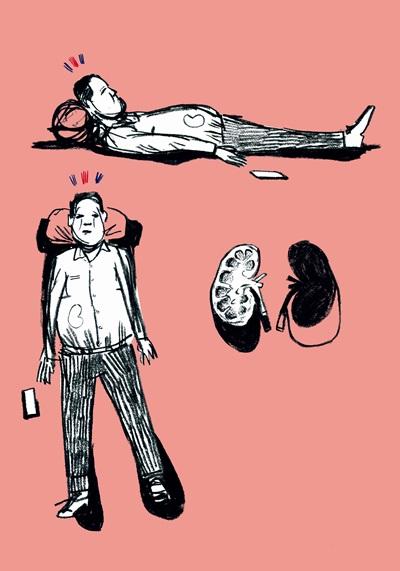 Illustration: Paul Aitchison