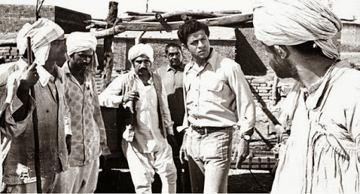 Shyam Benegal's Manthan. Credit: Omar's Film Blog