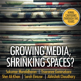 Growing media, shrinking spaces?: web-exclusive package