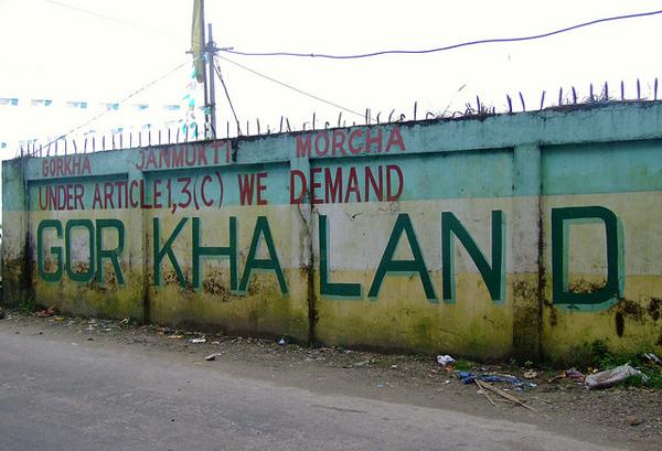 Gorkhaland and beyond Flickr / WildVanilla