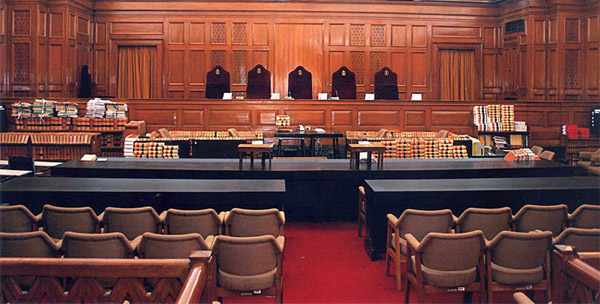 Photo: The Supreme Court of India