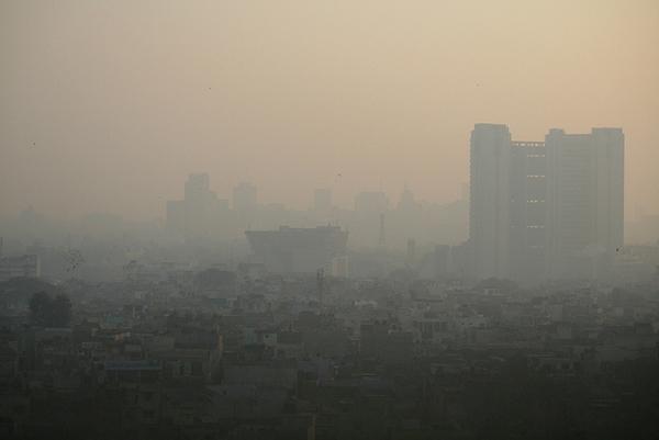 West Delhi. Photo: Flickr / jepoirrier