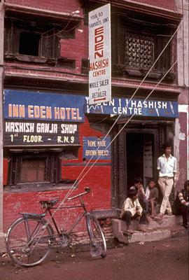 Freak Street, 1973. Photo: Wikimedia Commons / Roger McLassus