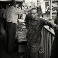 In the streets of Dhaka
