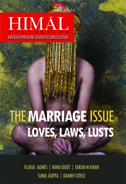 The Marriage Issue (Vol 28 No 4) Cover
