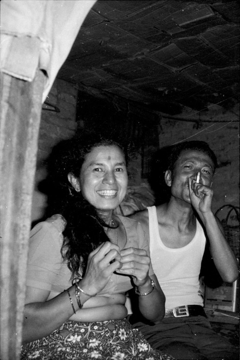 Dhakwa as photographs present to us a slice of life in a Newar community, not through the eyes of a historian or an anthropologist but a young man who represents the first generation of urban Nepali youth who enjoyed the newly-imported Russian motorbikes and Bollywood inspired three-piece suits.