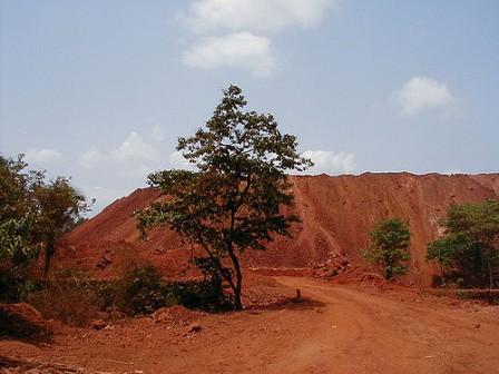 Mining Goa Flickr/Frederick Noronha