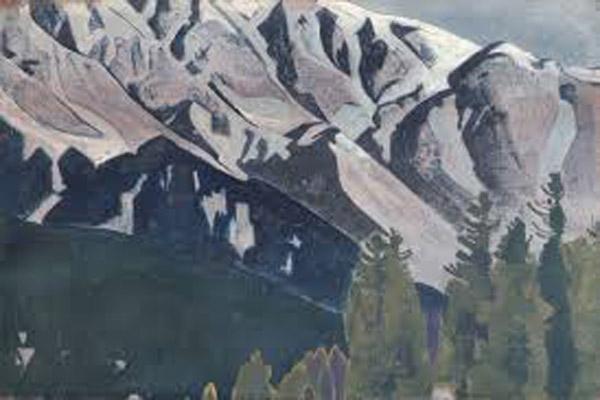 Pir Panjal Art: Nicholas Roerich