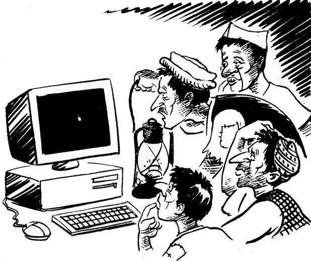 Illustration: Subhas Rai