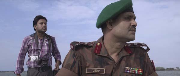 Screen capture from Goutam Ghose's 'Sankhachil'. Photo: Youtube / Zee Studios Bangla