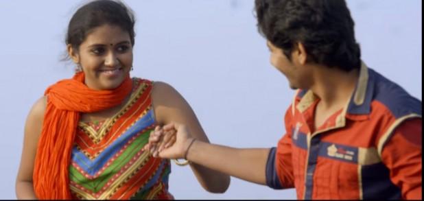A still from the film 'Sairat'.
