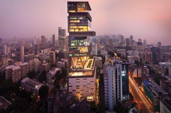 Mumbai skyscrapers Source: Wikimedia Commons