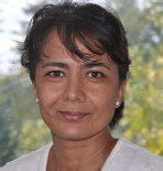 Journalist and author Madhusree Mukerjee. Photo: madhusree.com