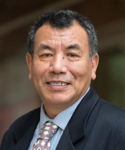 Historian Tsering Shakya. Photo: Institute of Asian Research, University of British Columbia