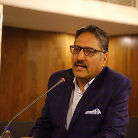 Shujaat Bukhari and the journalist in Kashmir