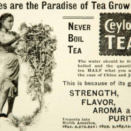 The tempest in your tea cup