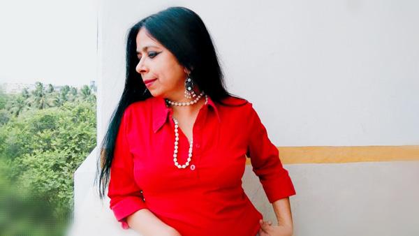 Nabina Das - Photo courtesy: author