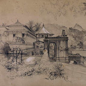 Crossroads in Sri Lankan history
