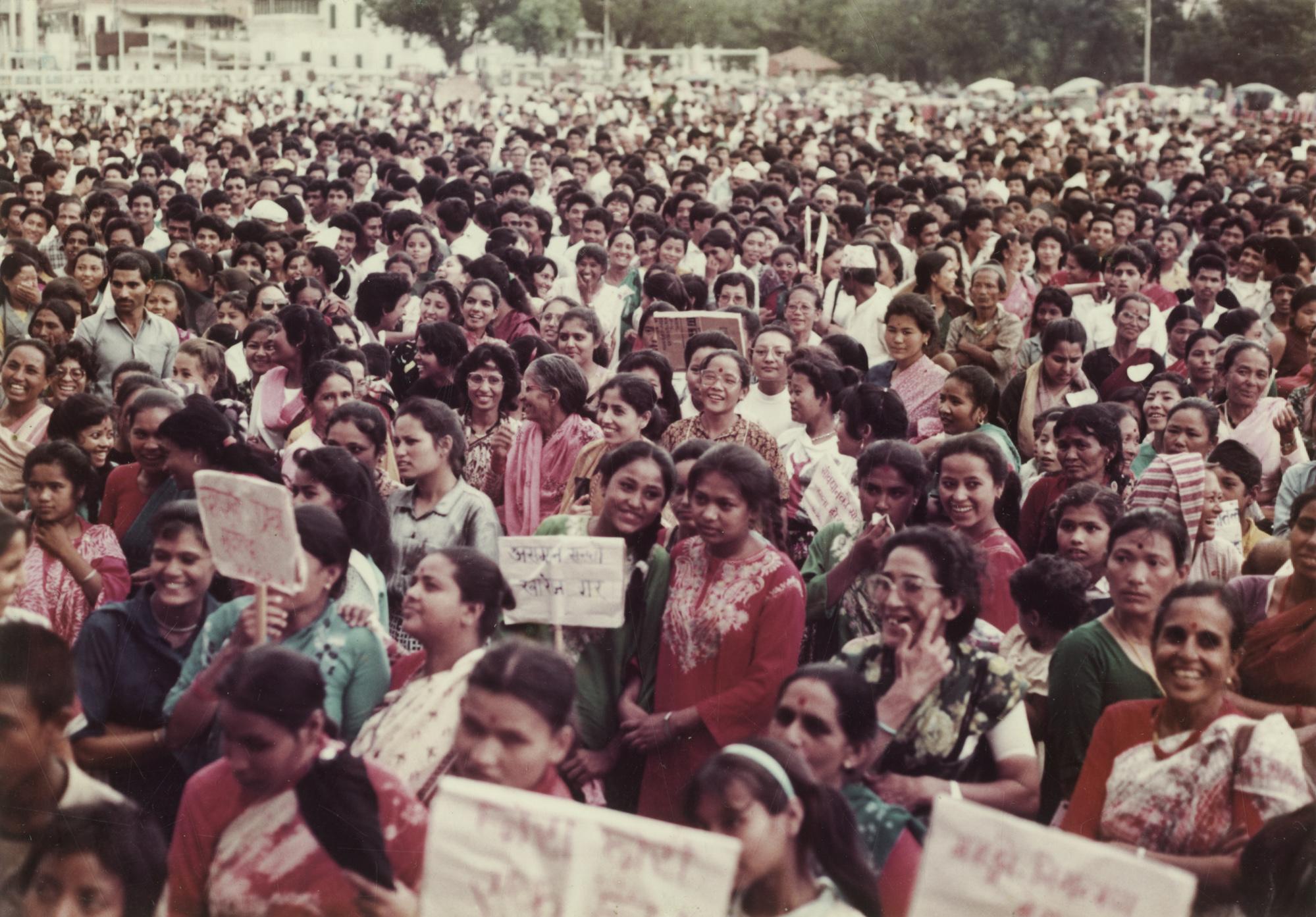 Displaying defiance - Himal Southasian
