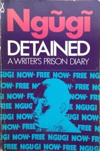 Detained- A Writer_s Prison Diary
