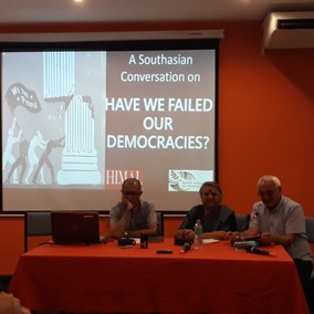 Have we failed our democracies?