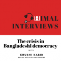 The crisis in Bangladeshi democracy