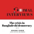 The crisis in Bangladeshi democracy