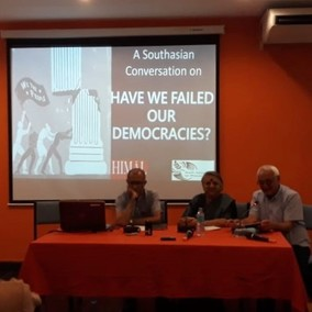 The Southasian Conversation: Have we failed our democracies?