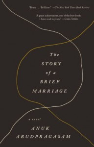 The Story of a Brief Marriage
