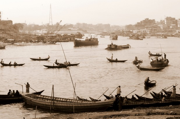 Old Dhaka Photo: enki22 / Flickr