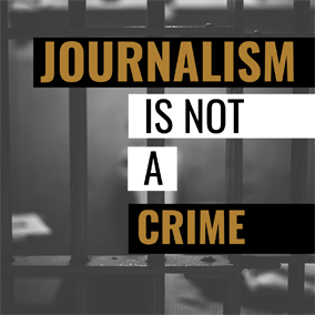 Journalists on trial
