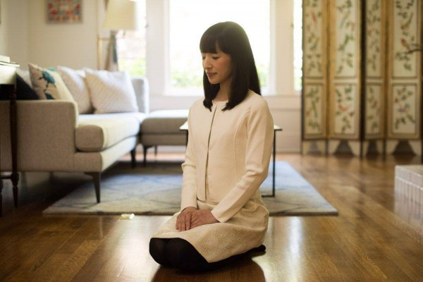 Marie Kondo. Photo: konmarimethod / Flickr.