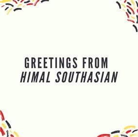 Happy New Year from Sri Lanka