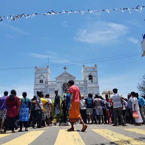 Sri Lanka: Back on the brink