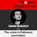 The crisis in Pakistani journalism