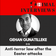 Anti-terror law after the Easter attacks