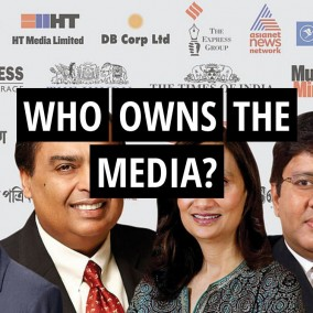 Who owns India's media?