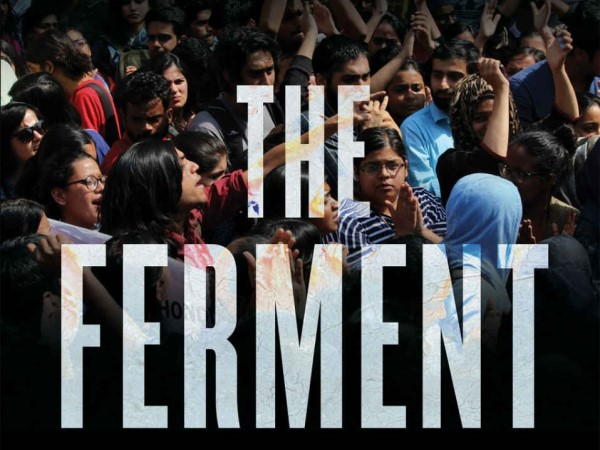 From the cover of 'The Ferment'. Photo by Noushad MK Kalikavu